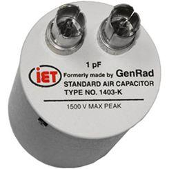 Condensador estándar de alta frecuencia