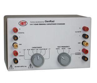 1417 estándar de capacitancia