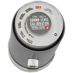 Calibrador de nivel de sonido