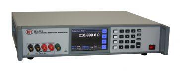PRS-330 Caja de resistencia programable de precisión y simulador RTD