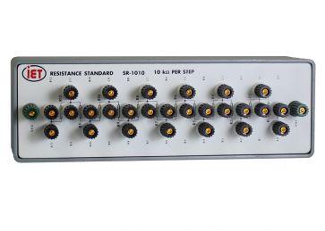 Estándar de transferencia de resistencia SR1010