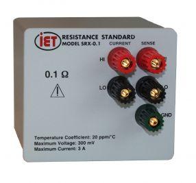 Resistencias estándar SRAC diseñadas para su uso en CA