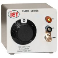 HRRS-B-1-100G-5KV Caja de Decenio de Alta Resistencia