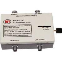 El recortador HACS-Z-1pF reduce la resolución a menos de 1 pF