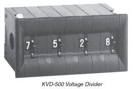 Divisor de voltaje KVD-500 Kelvin-Varley