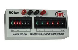 RCS-500 Resistance Capacitance Box